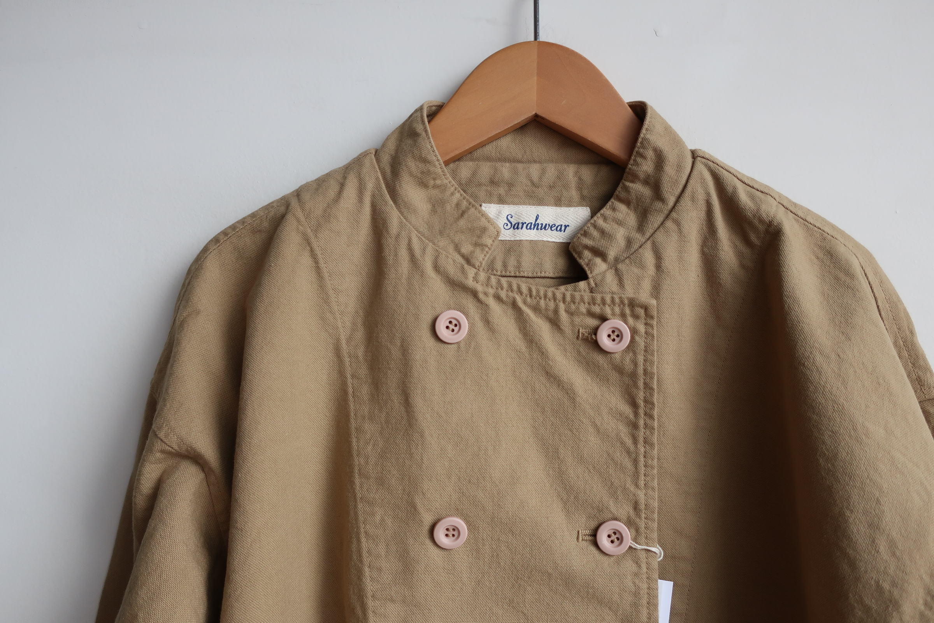 Sarahwear 製品染めCOOKジャケット